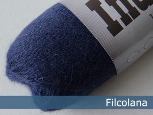 Filcolana Indiecita. Farve: 145 Navy Blue