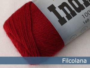 Filcolana Indiecita. Farve: 225 Christmas Red