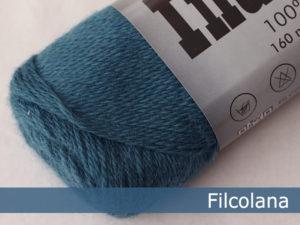 Filcolana Indiecita. Farve: 228 Smoke Blue