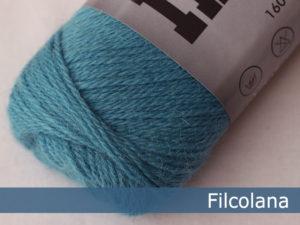 Filcolana Indiecita. Farve: 231 Delphinium Blue