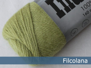 Filcolana Indiecita. Farve: 234 Lime Juice