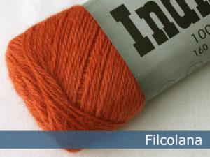 Filcolana Indiecita. Farve: 237 Autumn Orange