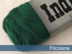 Filcolana Indiecita. Farve: 244 Forest Green