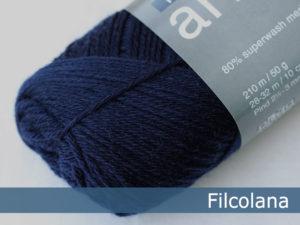 Filcolana Arwetta Classic. Farve: 145 Navy Blue