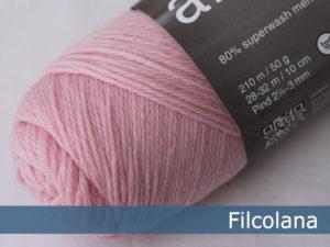 Filcolana Arwetta Classic. Farve: 186 Pale Rose