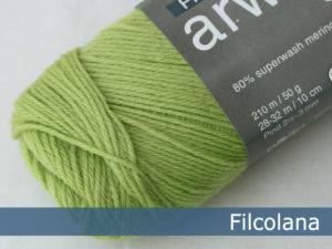 Filcolana Arwetta Classic. Farve: 190 Pistachio