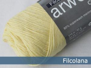 Filcolana Arwetta Classic. Farve: 196 French Vanilla