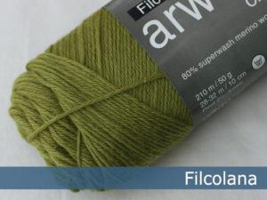 Filcolana Arwetta Classic. Farve: 220 Spring Green
