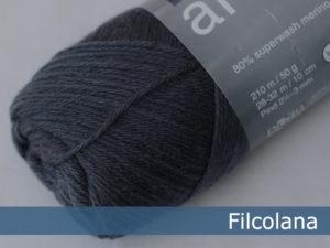 Filcolana Arwetta Classic. Farve: 234 Slate