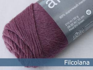 Filcolana Arwetta Classic. Farve: 236 Red Clover