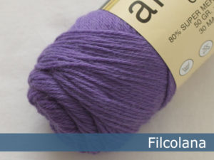 Filcolana Arwetta Classic. Farve: 268 Thistle Flower
