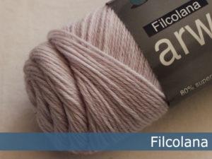 Filcolana Arwetta Classic. Farve: 278 Delicate Orchid
