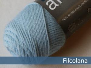 Filcolana Arwetta Classic. Farve: 340 Ice Blue