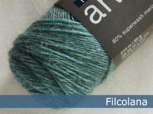 Filcolana Arwetta Classic. Farve: 808 Aqua Mist (melange)