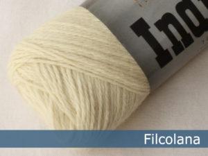 Filcolana Indiecita. Farve: 100 Natural White