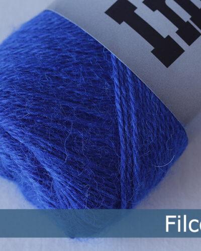 Filcolana Indiecita. Farve: 337 Bright Cobalt
