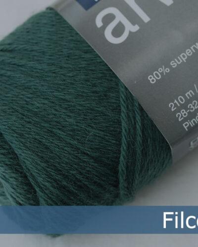 Filcolana Arwetta Classic. Farve: 146 Deep Sea