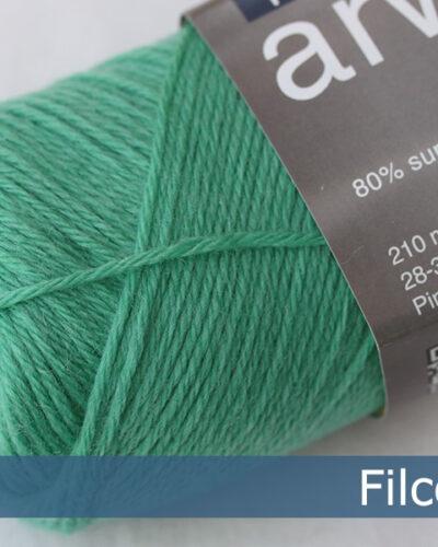 Filcolana Arwetta Classic. Farve: 191 Opal Green