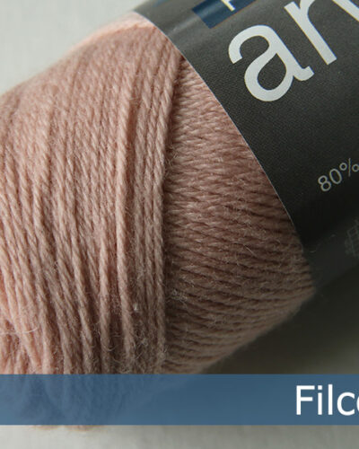 Filcolana Arwetta Classic. Farve: 334 Light Blush