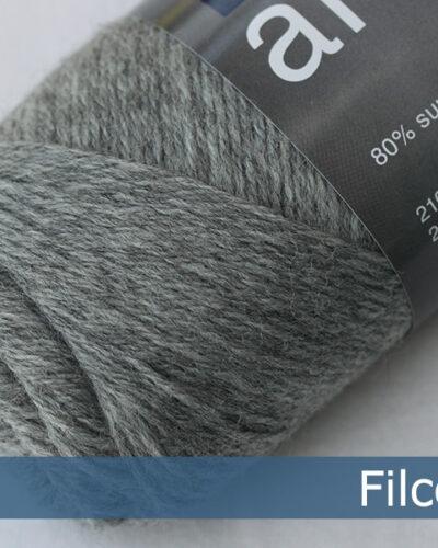 Filcolana Arwetta Classic. Farve: 954 Light Grey (melange)