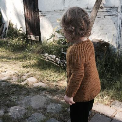 Hækleopskrift BillieCardigan